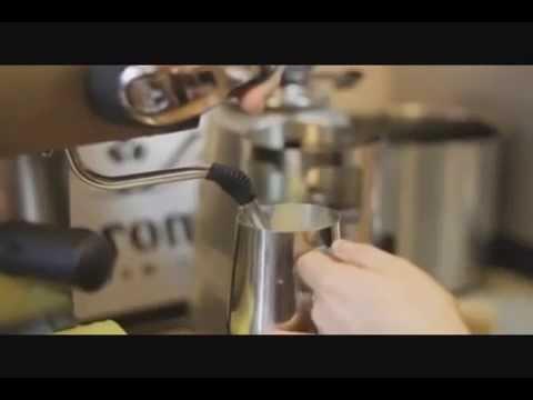 Как приготовить вкусный кофе на профессиональной кофемашине  mpg