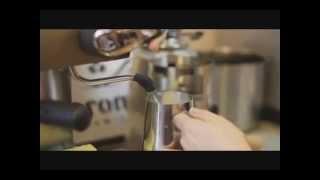 приготовление кофе в кофемашине видео