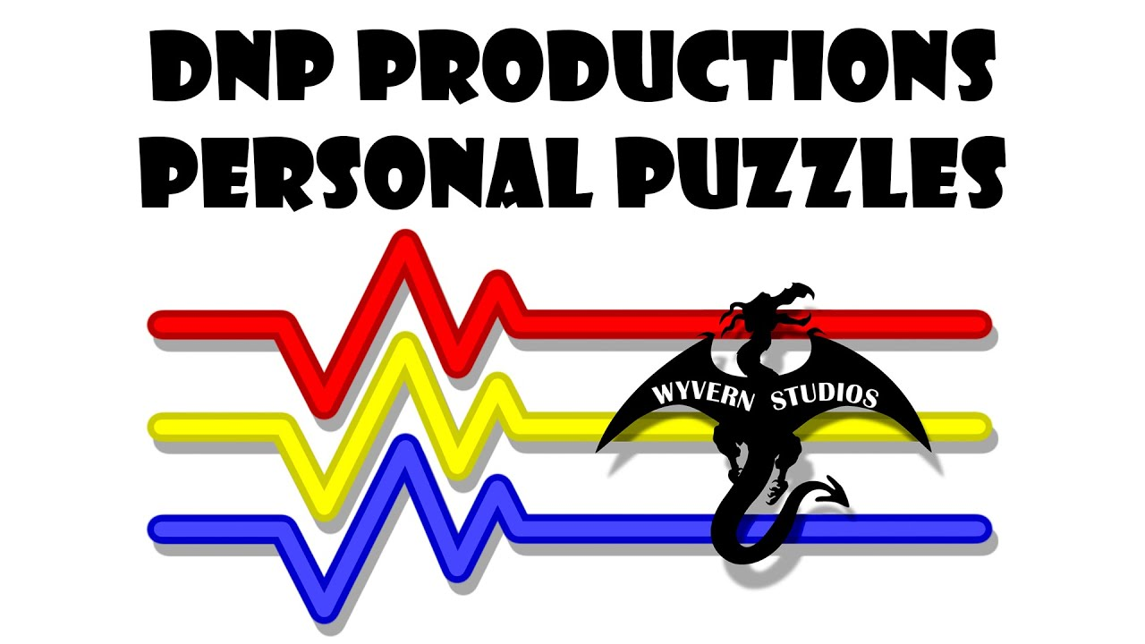 wyvern memories dnp productions personal puzzles youtube