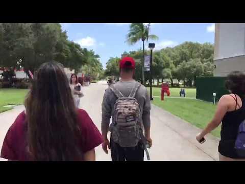 FAU orientation | Getting around Florida Atlantic University