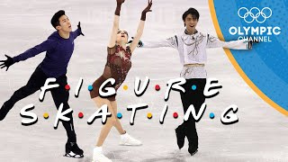 Figure Skating will be there for you!