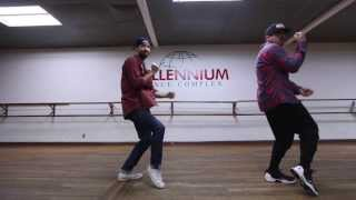 "Nick Anthony & Matt Aylward Choreography | Justin Timberlake ""You Got It On"""