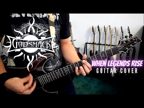 Godsmack - When Legends Rise (Guitar Cover)
