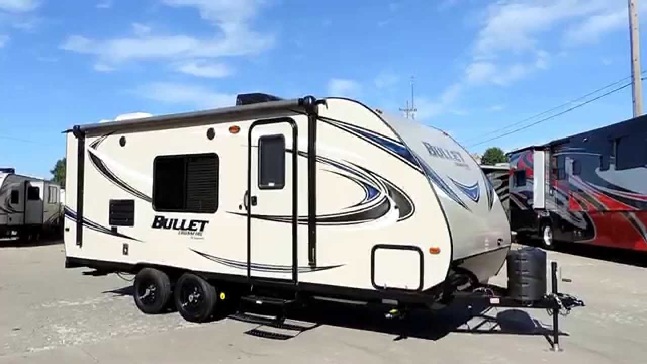 Keystone Bullet  Travel Trailer