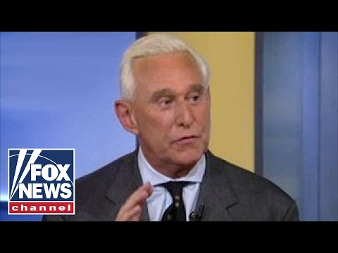Roger Stone reacts to reports FBI spied on Trump campaign