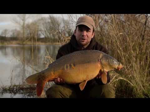 Winter Carping with Mark Bryant - Team Korda