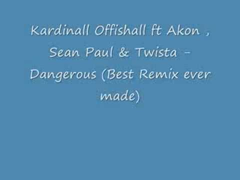 Kardinal Offishall feat Akon -Dangerous (NEW REMIX)REMADE