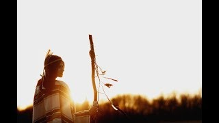 Shamanic Drums ➤ Activate Crystal Clear Intuition   Zen Meditation Music For Positive Energy