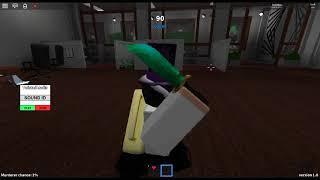 ROBLOX Twisted murderer / being murderer. part 9
