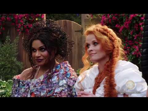 Oprah, Reese & Mindy chat about 'Wrinkle in Time'
