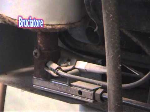 Schema Elettrico Frigo Trivalente Electrolux : Frigo trivalente campig gaz t c camper roulotte youtube