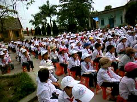 Chăm sóc sức khỏe trẻ vị thành niên-trường THCS An Tràng-10-2011.MOV