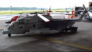 MH-53 Pave Low Sikorsky Military Helicopter Swiss Heli Challenge 2015
