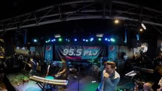 "360° VIDEO: Andy Grammer ""Keep Your Head Up"" and ""Good to Be Alive"" Live at 95.5 PLJ Summer Kick-Off"