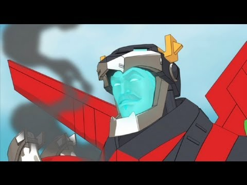 """Voltron Force Episode 13: """"Wade Forms the Head?!"""""""