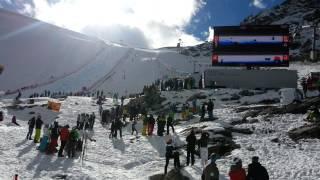 Soelden-1 Ski World Cup Open 2013 инструктор по горным лыжам в Австрии Ишгль Майрхофен(, 2013-10-30T19:43:45.000Z)