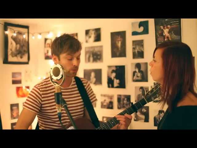 Basement Sessions #26 Redvers Bailey & Mélissa Brouillette ~ Hounded by Ghosts