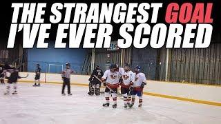 The Strangest Goal I
