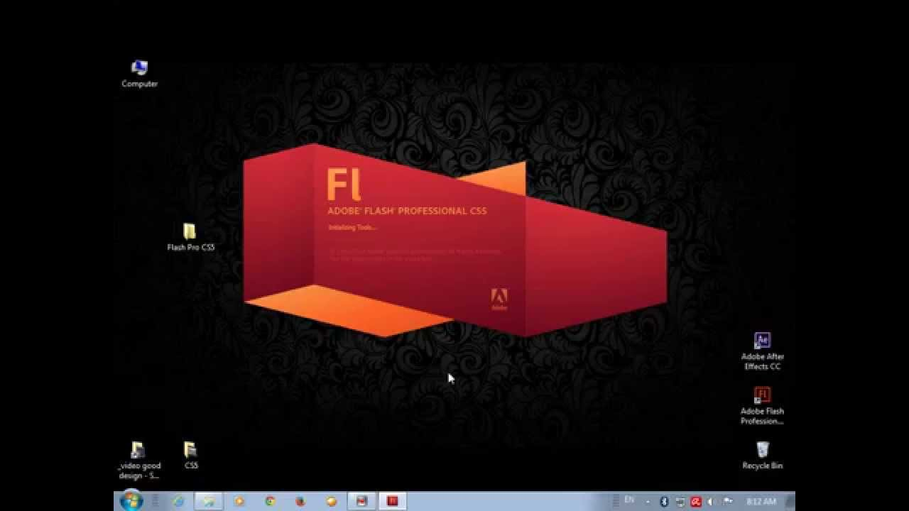 Download Adobe Flash Player Cs5