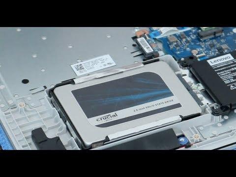 Como instalar SSD Lenovo IdeaPad 330