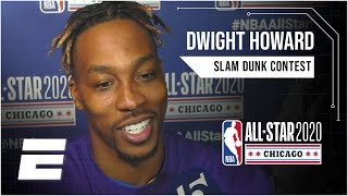 Dwight Howard planned to have Kobe Bryant bring out Superman cape | 2020 NBA All-Star Weekend