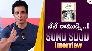 Actor Sonu Sood About His Character In Sita Movie | Special Interview | Aadhan Telugu