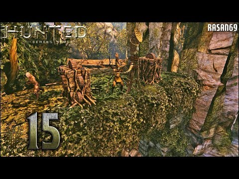 Hunted - The Demon's Forge 100% Walkthrough Part 15