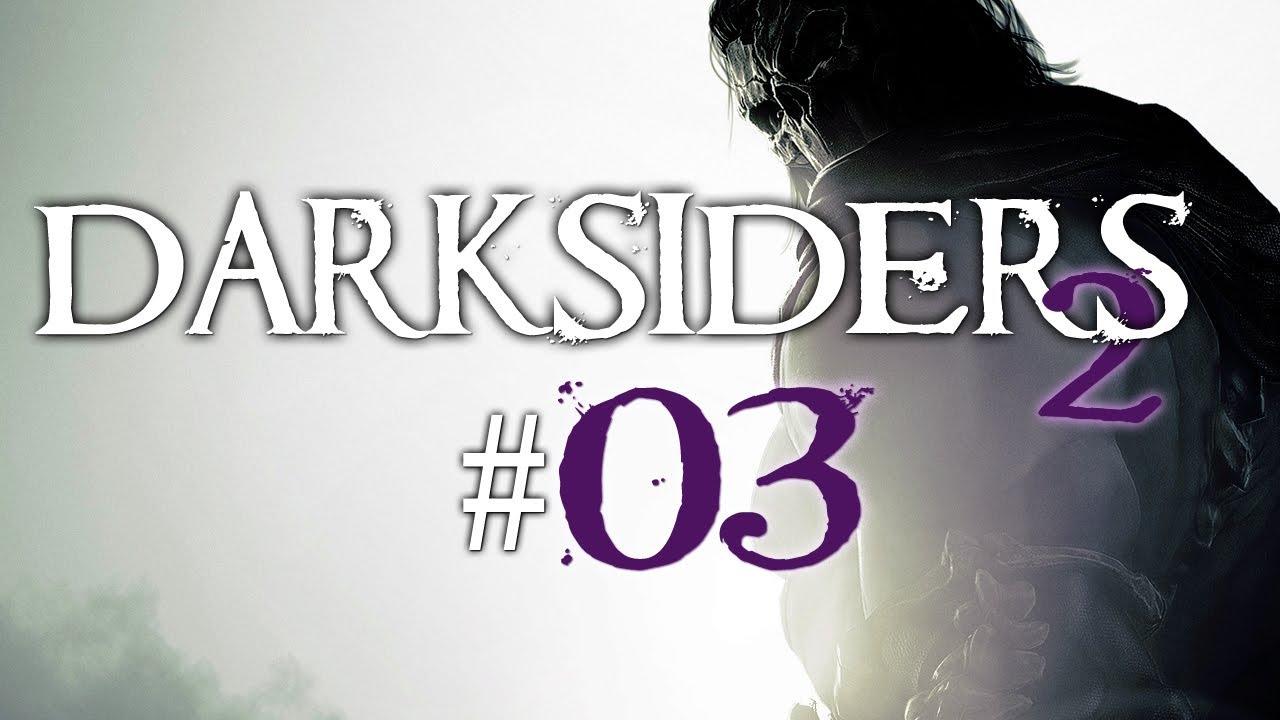 Let\'s Play Darksiders 2 #3 Der Kessel [HD][Deutsch] - YouTube