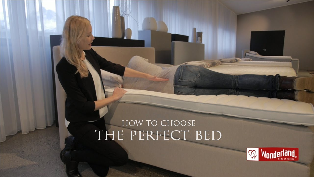 How To Choose A New Bed   Wonderland Beds Gives You Advice
