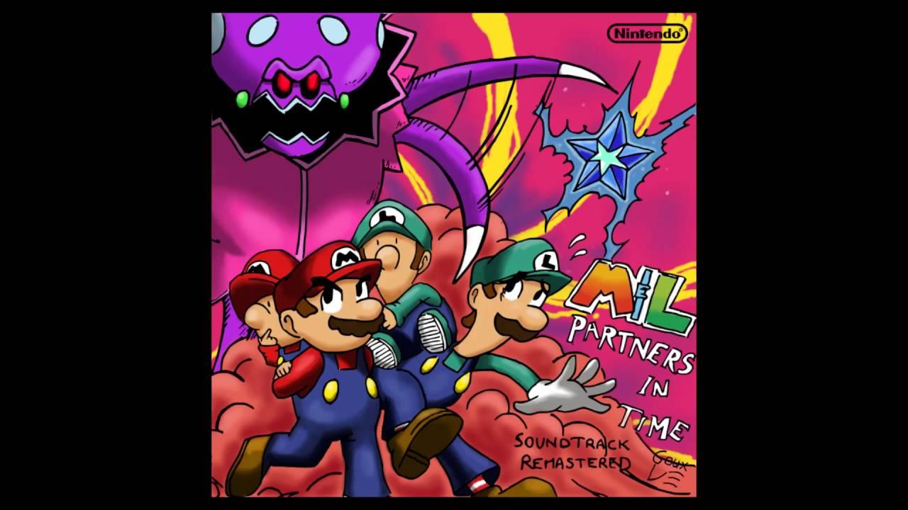 Princess Shroob Battle Mario Luigi Partners In Time Soundtrack Remastered