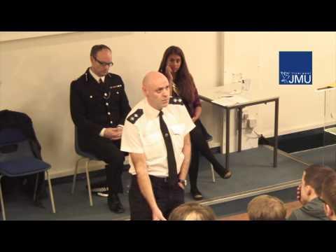 LJMU Policing Studies - Applicant Day