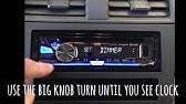 JVC KD-R370 Display and Controls Demo   Crutchfield Video ... on