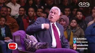 بالفيديو.. حسن شحاتة لـ مني الشاذلي: شعري كان أصفر زمان