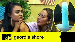 Faith Breaks Down As She Says No To Chloe's Dildo Dare | Geordie Shore 18