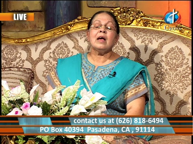 The Light of the Nations  Rev. Dr. Shalini Pallil Indian 07-24-2018
