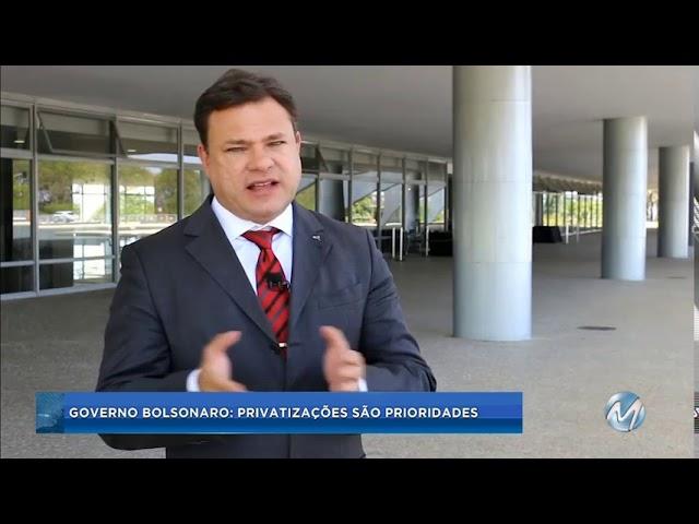 Boletim de TV - Leandro Mazzini - Rede Mais