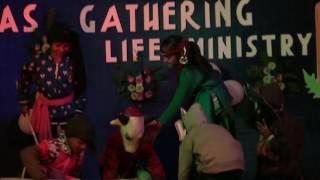 Christ was born (skit by kutkudungri school ) Spring of Life Ministry Jamshedpur