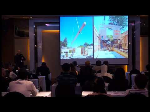 Keynote Speech by Prof  Mark S  Anderson on Construction in the Landscape  Site Specific Design