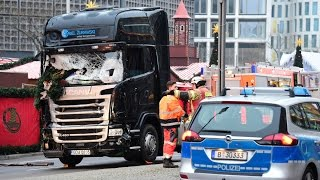 Berlin Attack: Police Say Suspect May Still Be at Large