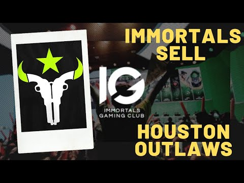 Immortals Gaming Sells The Houston Outlaws (Overwatch Team) To Beasley Media Group
