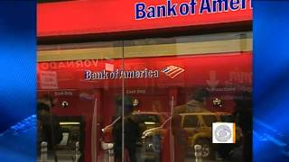 Jobs to be lost at Bank of America