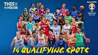 Catch-up right before the final Qualifying Window for the FIBA Basketball World Cup 2019