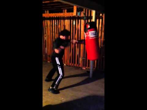 Physics of punches