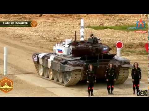 Tank Biathlon 2017 Race 9   Russia, Serbia, Kyrgyzstan