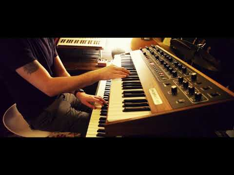 Quiet moments | Ambient Rhodes Mark I Piano and Sequential Prophet 10