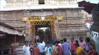 Bhadrachalam Temple ( Abode Of Sree Rama) - India