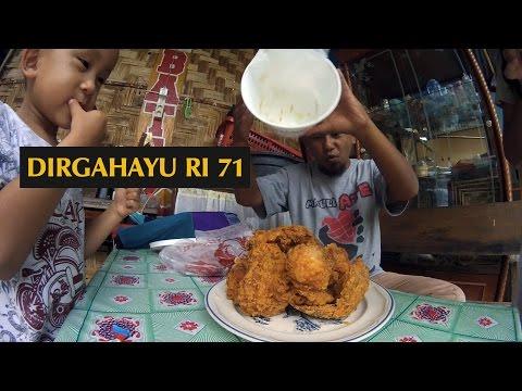 KFC DISKON 50 PERSEN & PANJAT PINANG HUT RI 71 - Makan Enak