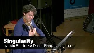 Singularity - Luis Ramirez