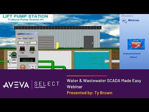 Water & Wastewater SCADA Made Easy Webinar