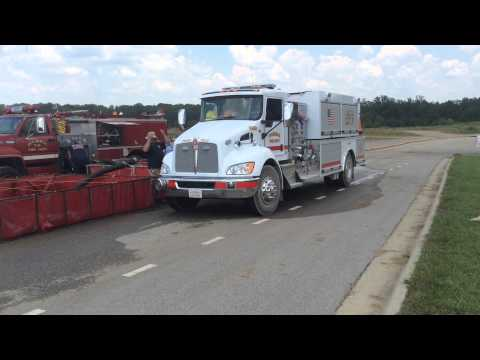 Part 8 - Rural Water Supply Drill - Shelby County, Alabama - June 2015 - 1,000 GPM Club